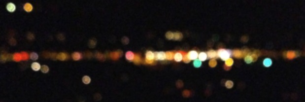 iPhone bokeh
